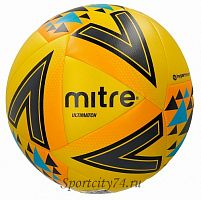 Мяч футбольный Mitre Ultimatch Hyperseam BB1117YOP